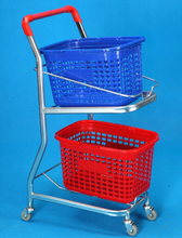 Basket Trolley (YRD-J8)