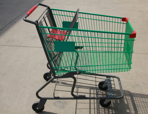 America Style Shpping Cart
