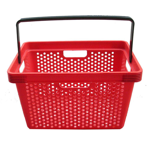 Plastic shopping Basket (YRD-TB)
