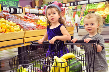 How To Choose The Right Kids Carts For Your Supermarket?