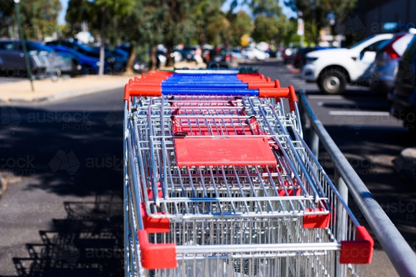 shopping-cart-collecting