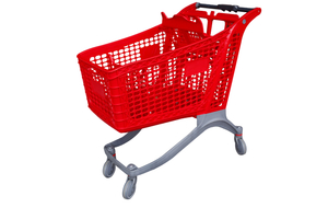 YRD-S220L plastic shopping Cart