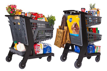Plastic Shopping Carts & Baskets - Why Plastic?