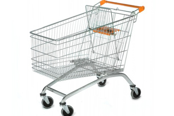 Metal Shopping Carts - Why Metals?