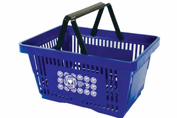 Benefits of Plastic Shopping Baskets