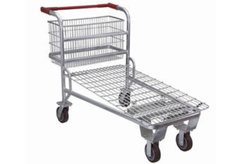 Technical Advantages of Warehouse Trolleys